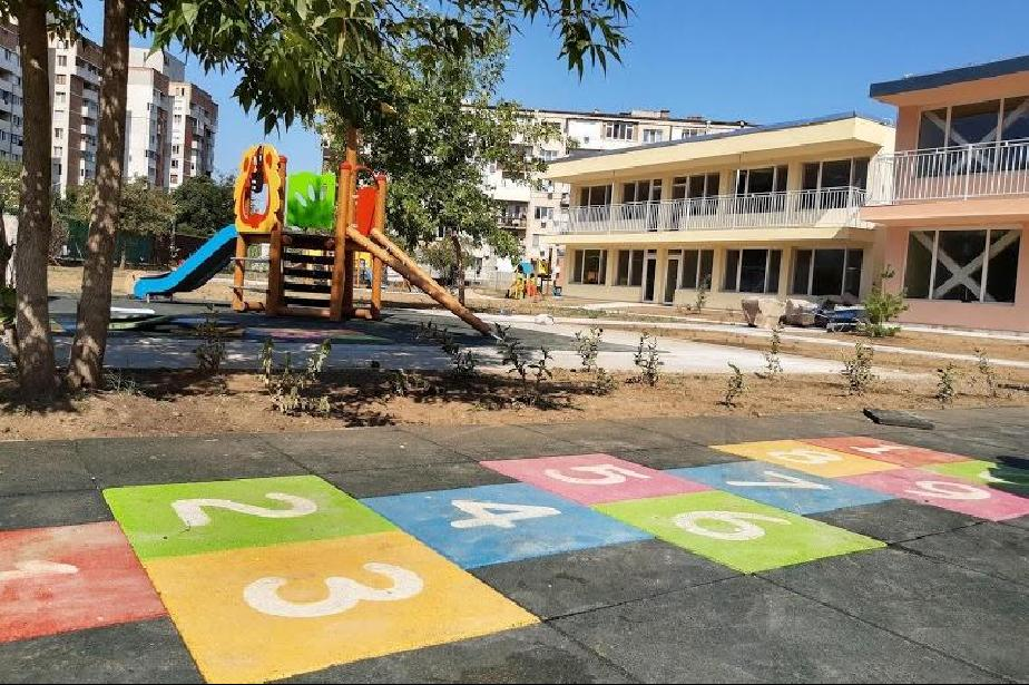 Ремонтираната и разширена 96 детска градина отваря врати на 16 септември т.