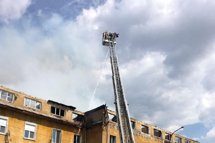 АПП помагат на пострадалите от пожара в Бухово