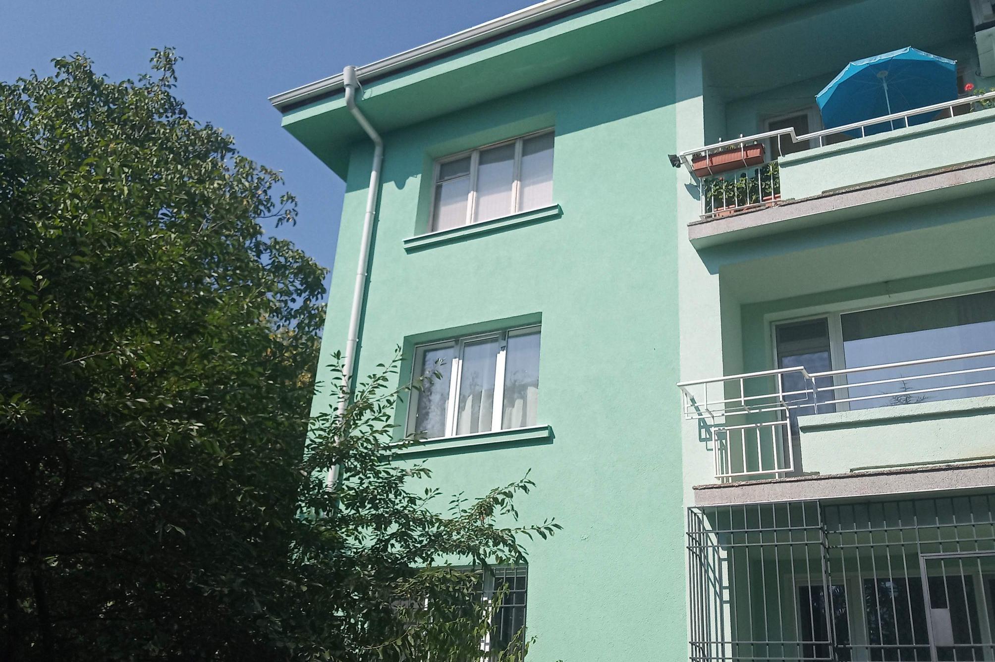 Саниране на сгради в район Витоша