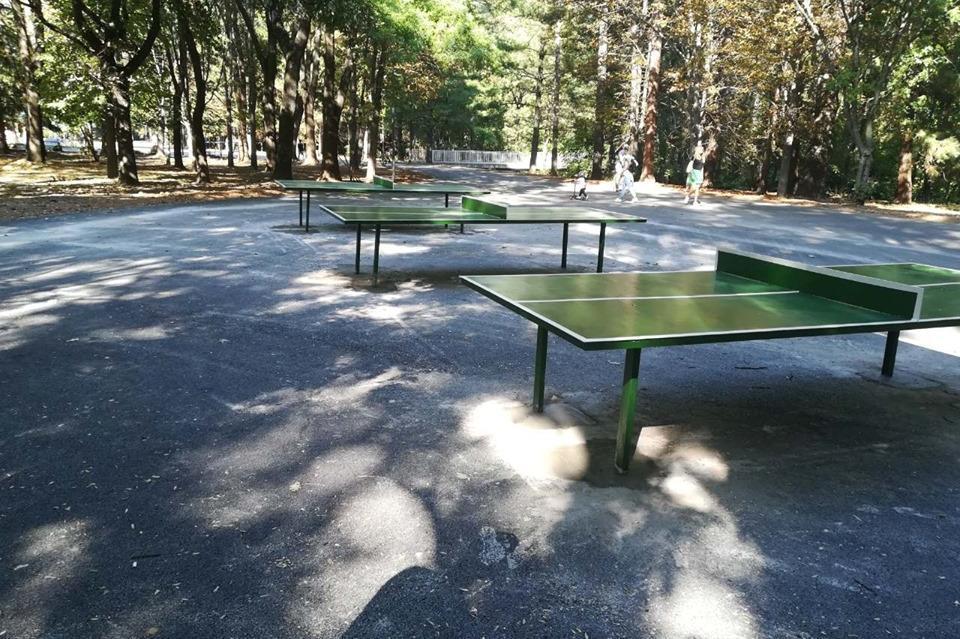 тенис маси в Южен парк