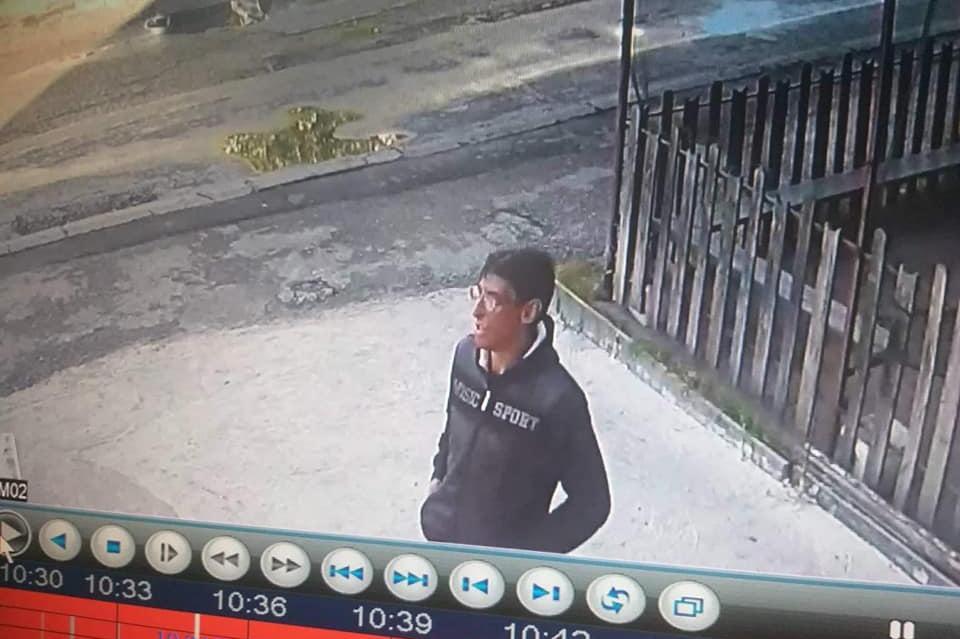Крадец на велосипед в Бухово