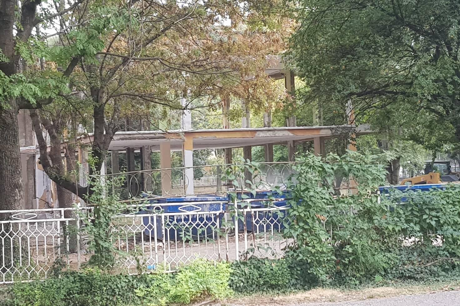 Започна реконструкцията на 36 детска градина Пеперуда в столичния Дружба 1
