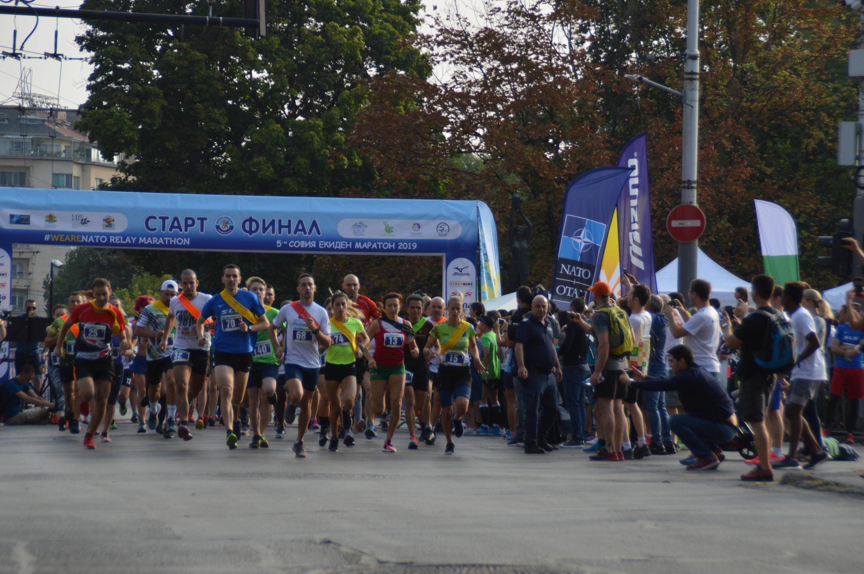 маратон и рекорд