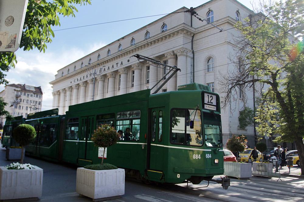 Трамвай №12