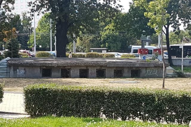 Продадена тоалетна в парк Баня Лозенец