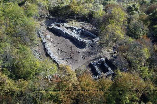Крепостта Урвич