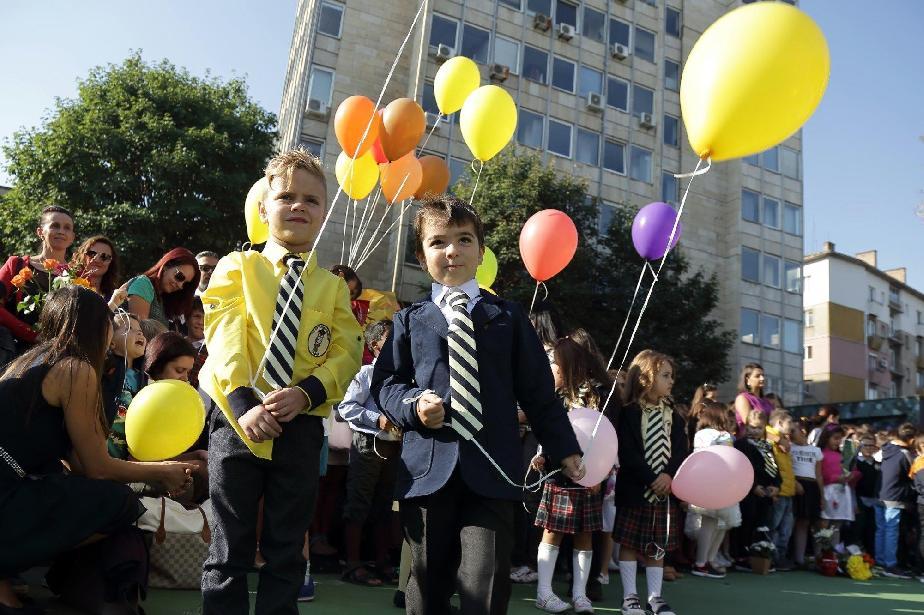 Откриване на учебната година в 112 основно училище и Първа английска гимназ