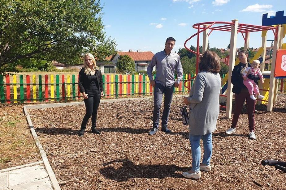 Детска градина, кмет