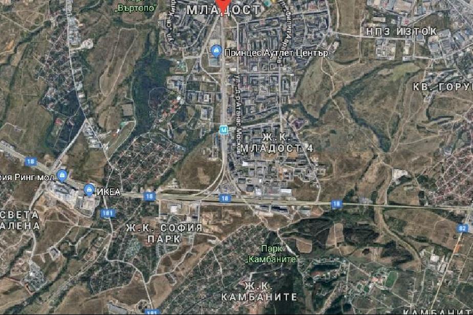 Затварят за движение Ал. Малинов и България, мият Околовръстното