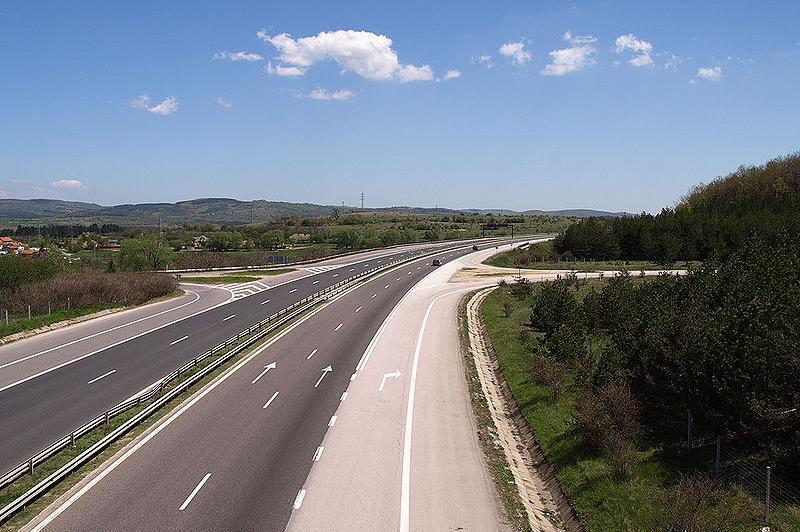"""магистрала """"Тракия"""""""