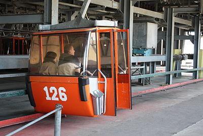 Кабинков лифт