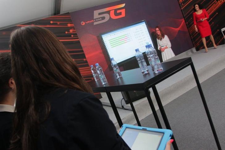 5G мрежата на Виваком