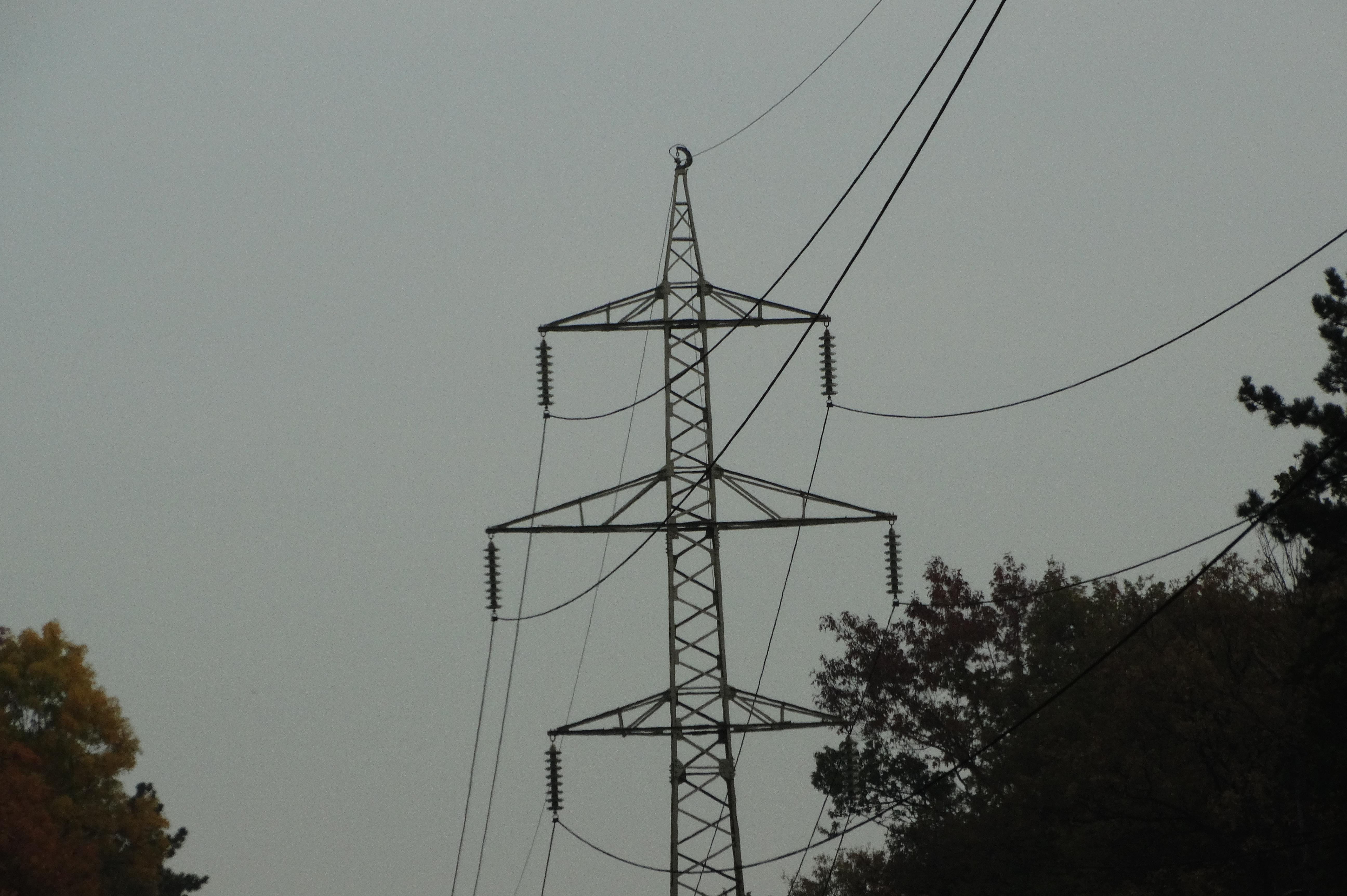 ЧЕЗ, кабели, ток