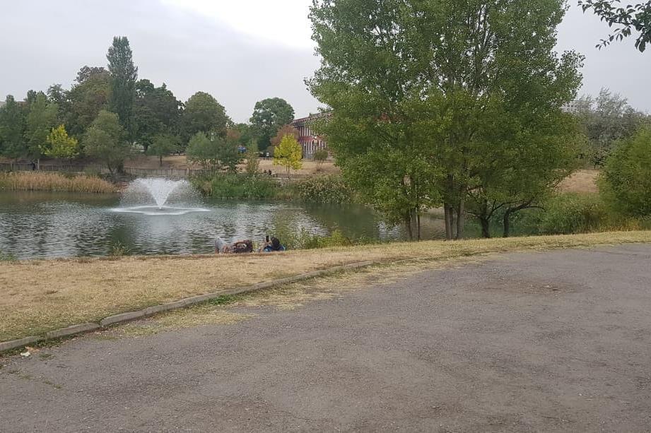 Избран е изпълнителят на ремонта на парк Езерото в Дружба