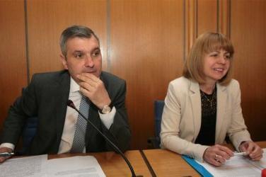 Елен Герджиков, председател на СОС