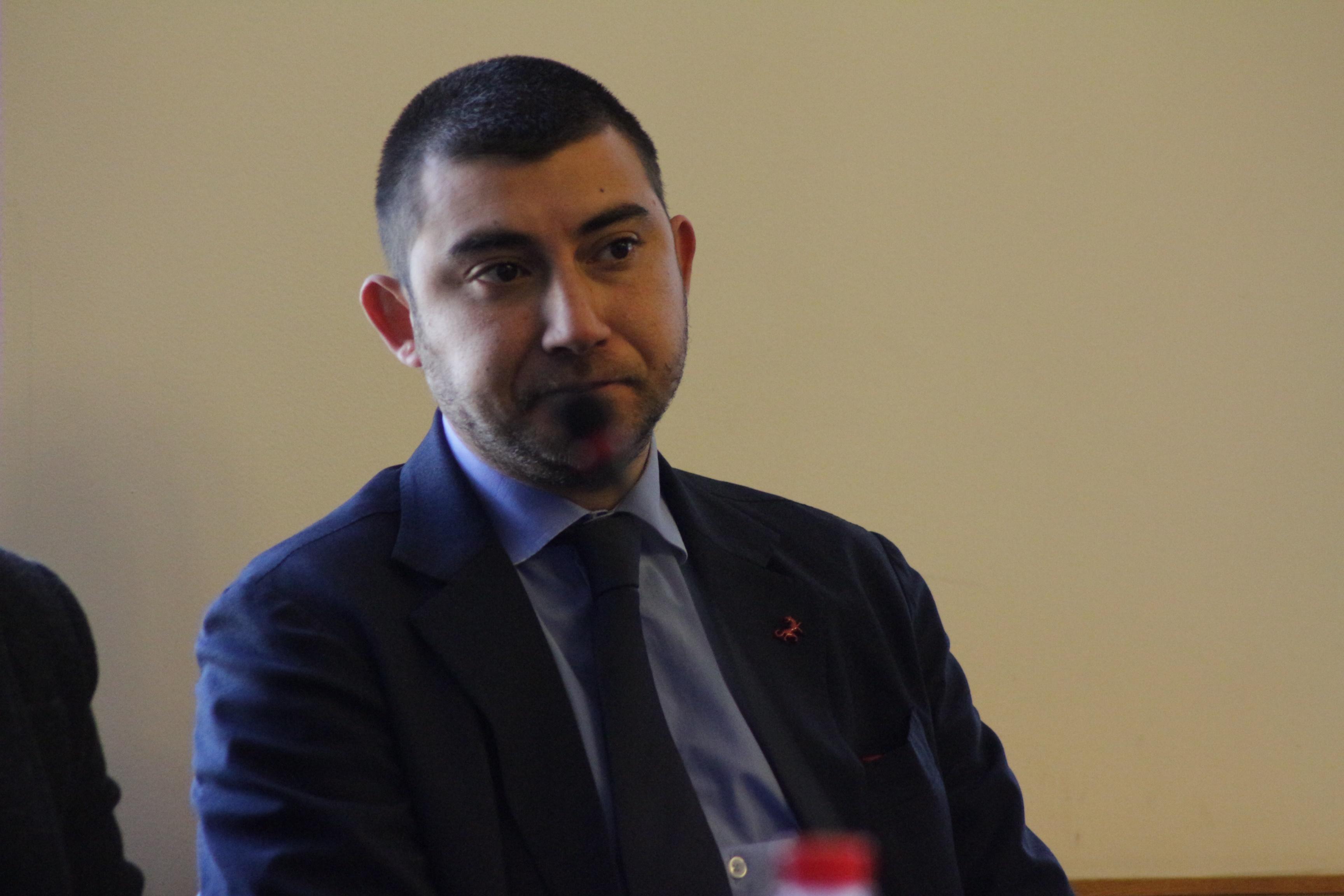 Карлос Контрера от ВМРО кандидаат за общински съветник