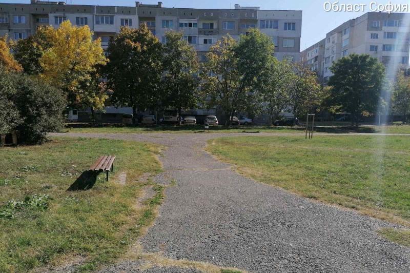 Изчистен е парк Европа в Дружба 1