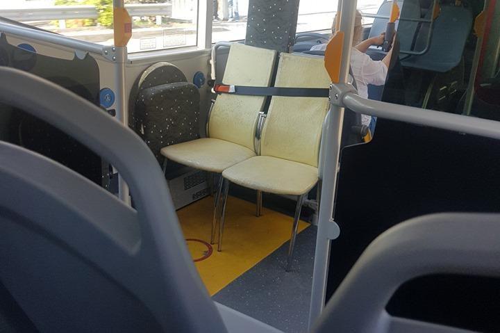 Градски транспорт, автобус 604