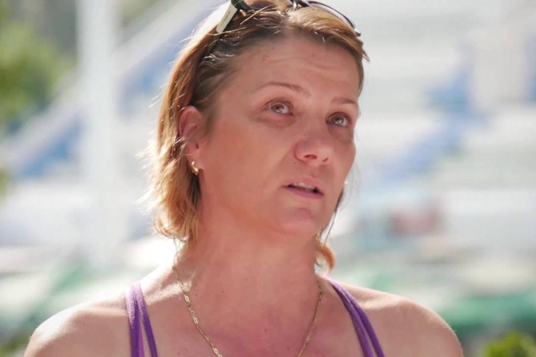 Таня, признание, плуване