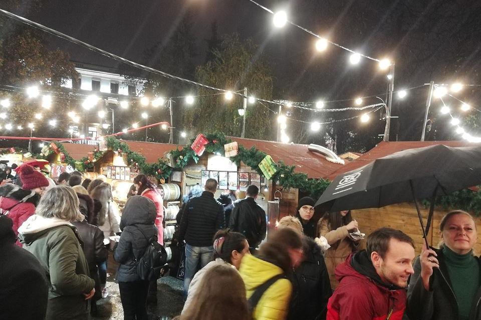 Немски Коледен Базар