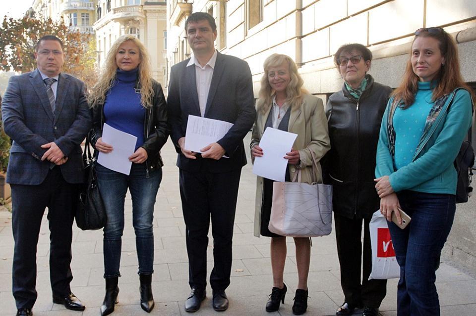 Борис Цветков внася искане в ОИК за ново преброяване на бюлетините в район