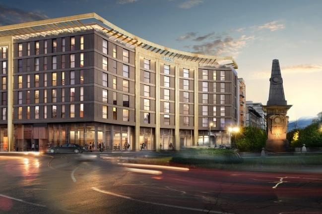 нов хотел