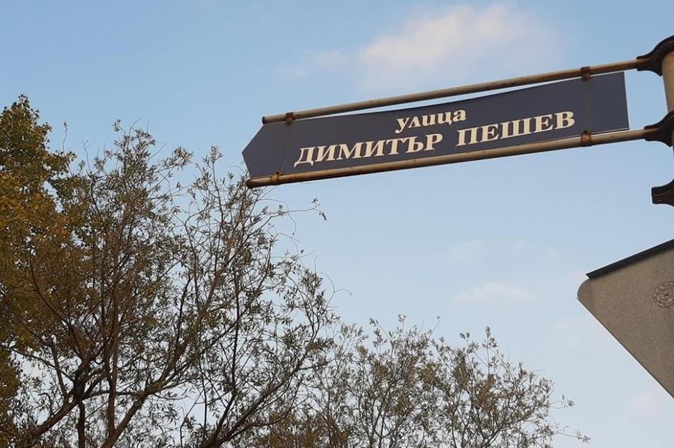 Район Искър, ул. Димитър Пешев