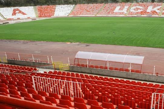 Нов стадион на ЦСКА