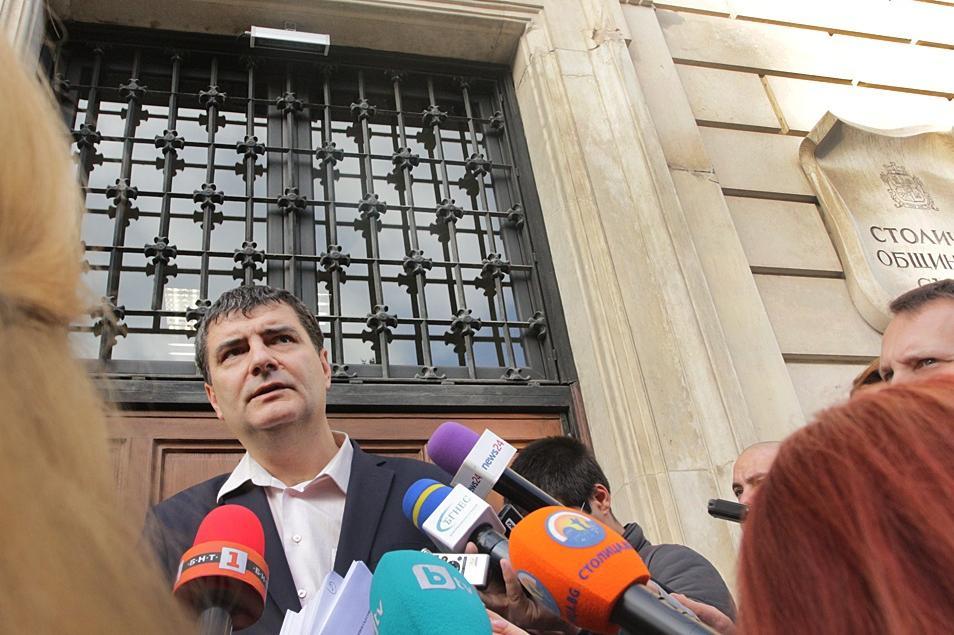 Борис Цветков, кандидат за кмет на Искър