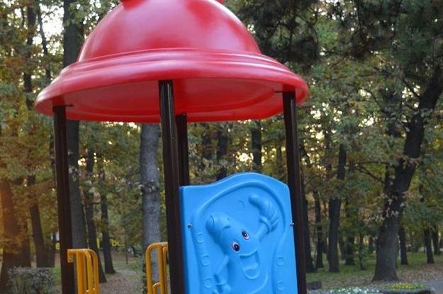 Ремонтирана детска площадка в Борисовата градина от Вдъхнови България