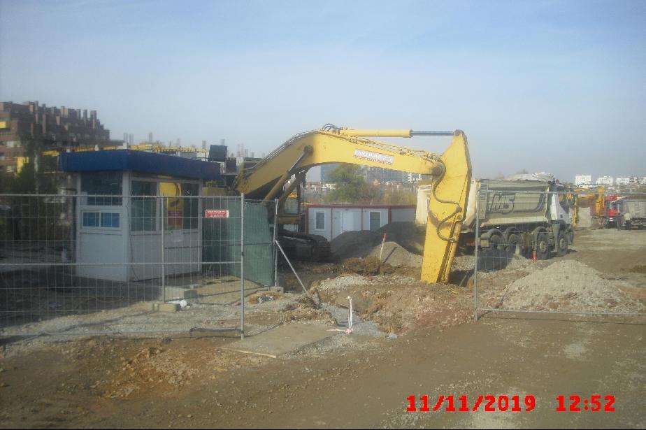 Глоби на строежи за замърсяване
