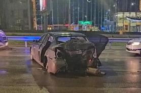 Катастрофа на бул. България
