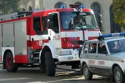 """Пожар в болница """"Св. иван Рилски"""""""