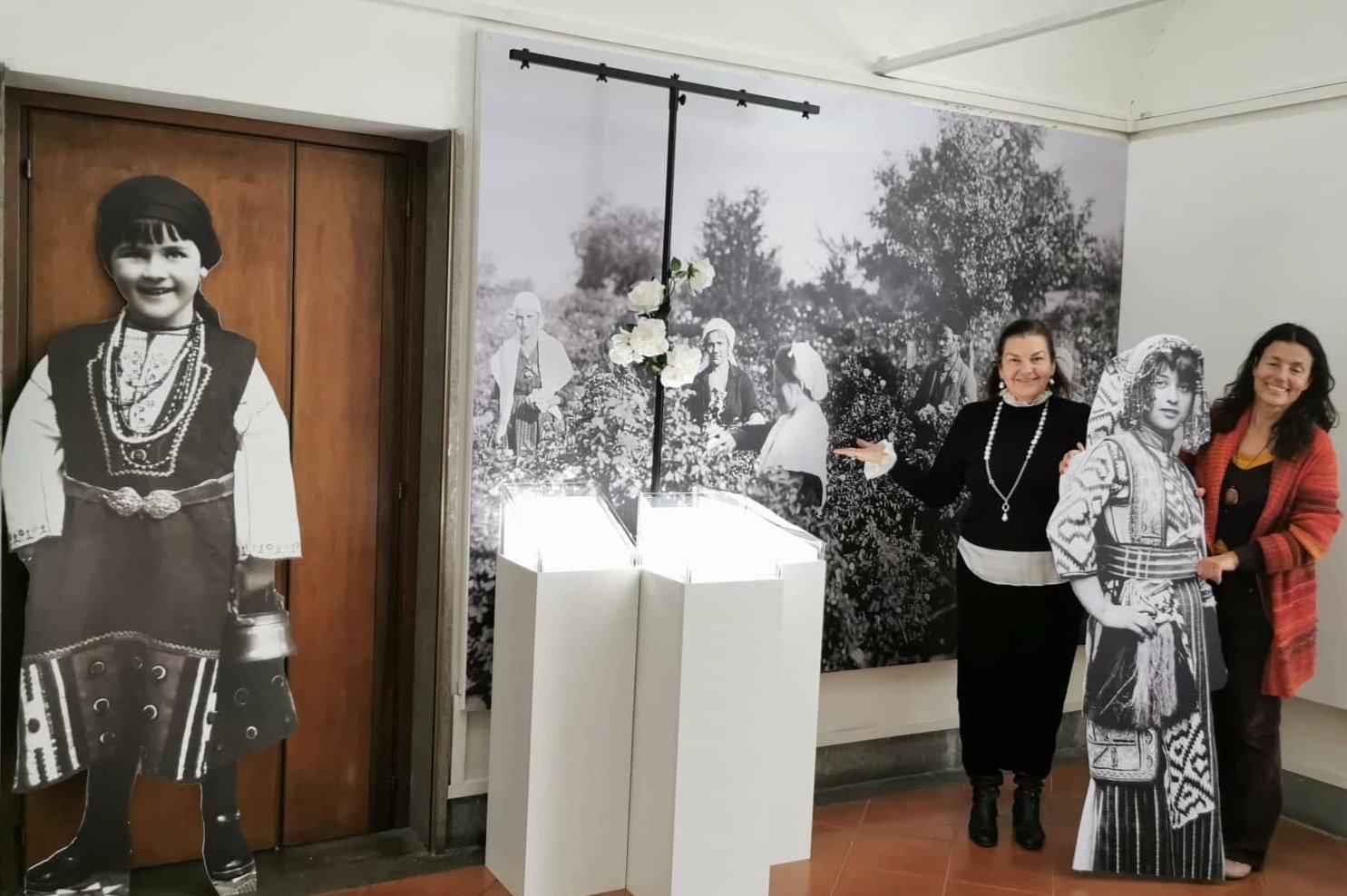 изложба в Рим