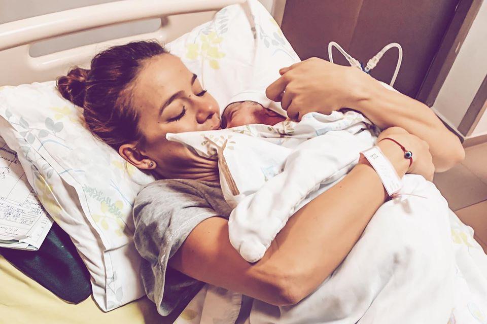 Наум Шопов стана татко