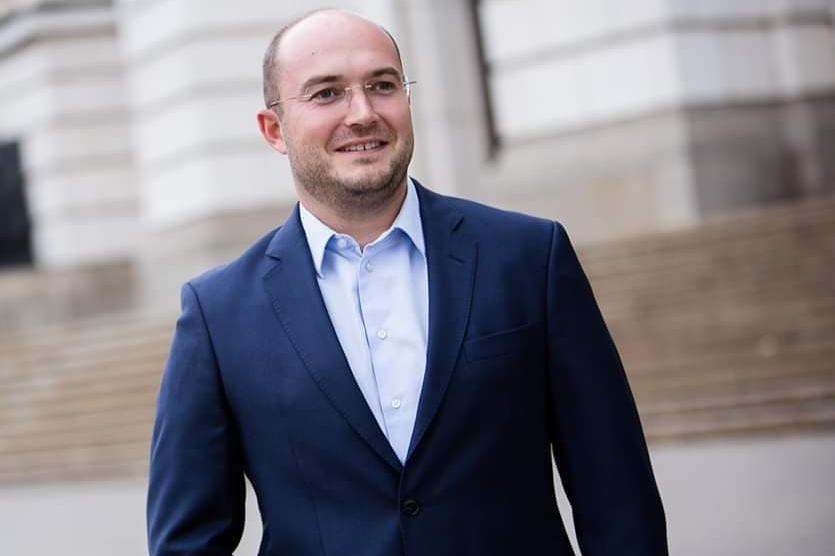 Председателят на Постоянната комисия по финанси и бюджет на СОС  Георги Гео
