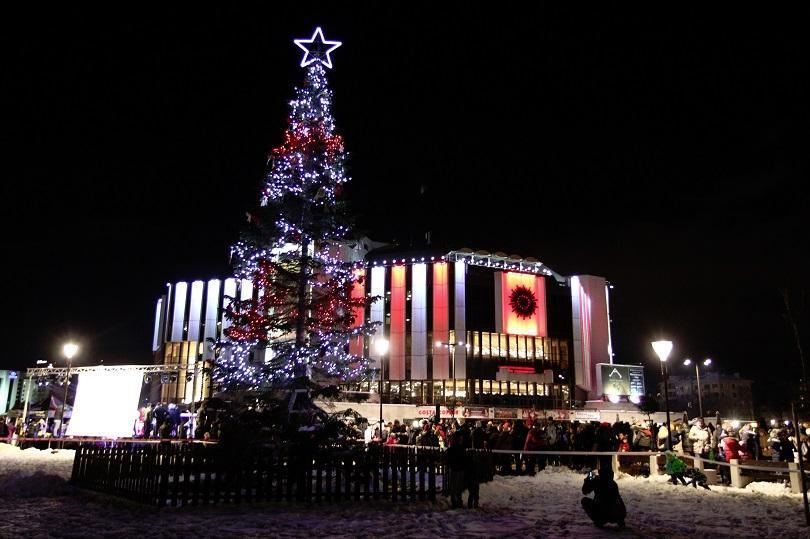 Коледна София