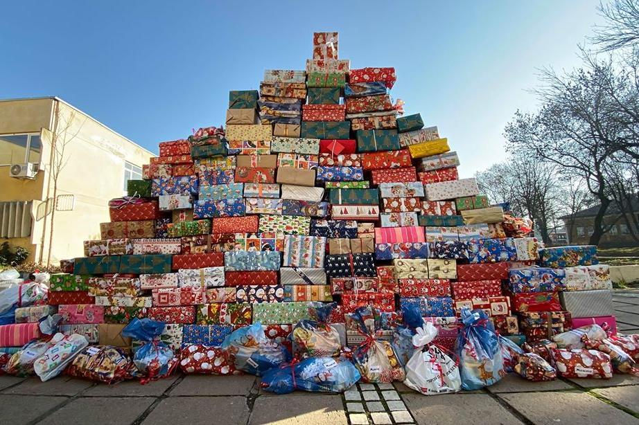 Коледа в район Нови Искър