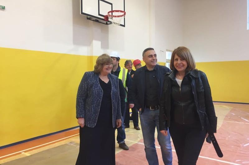 64 училище в Симеоново ще има физкултурен салон