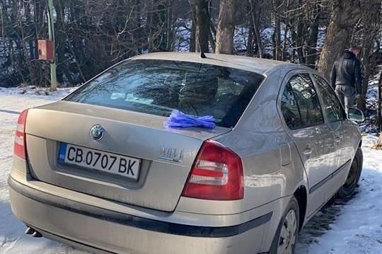 Колата на изчезналата Калина
