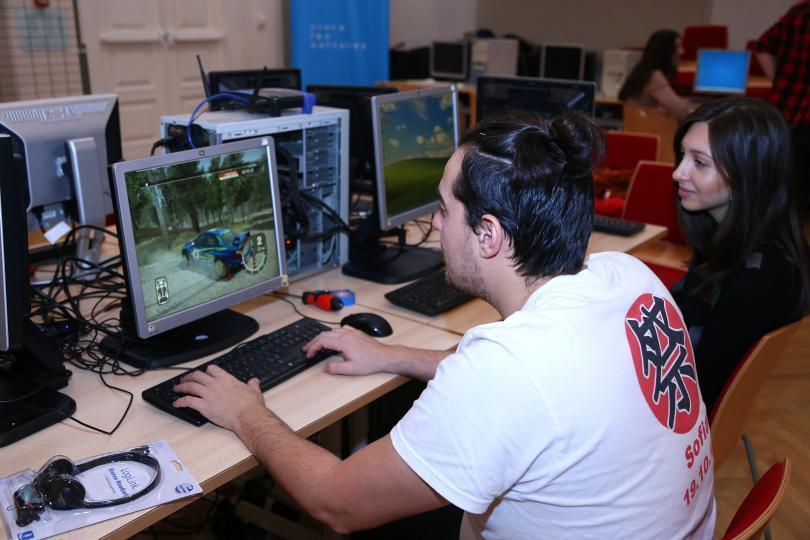 маратон електронни игри