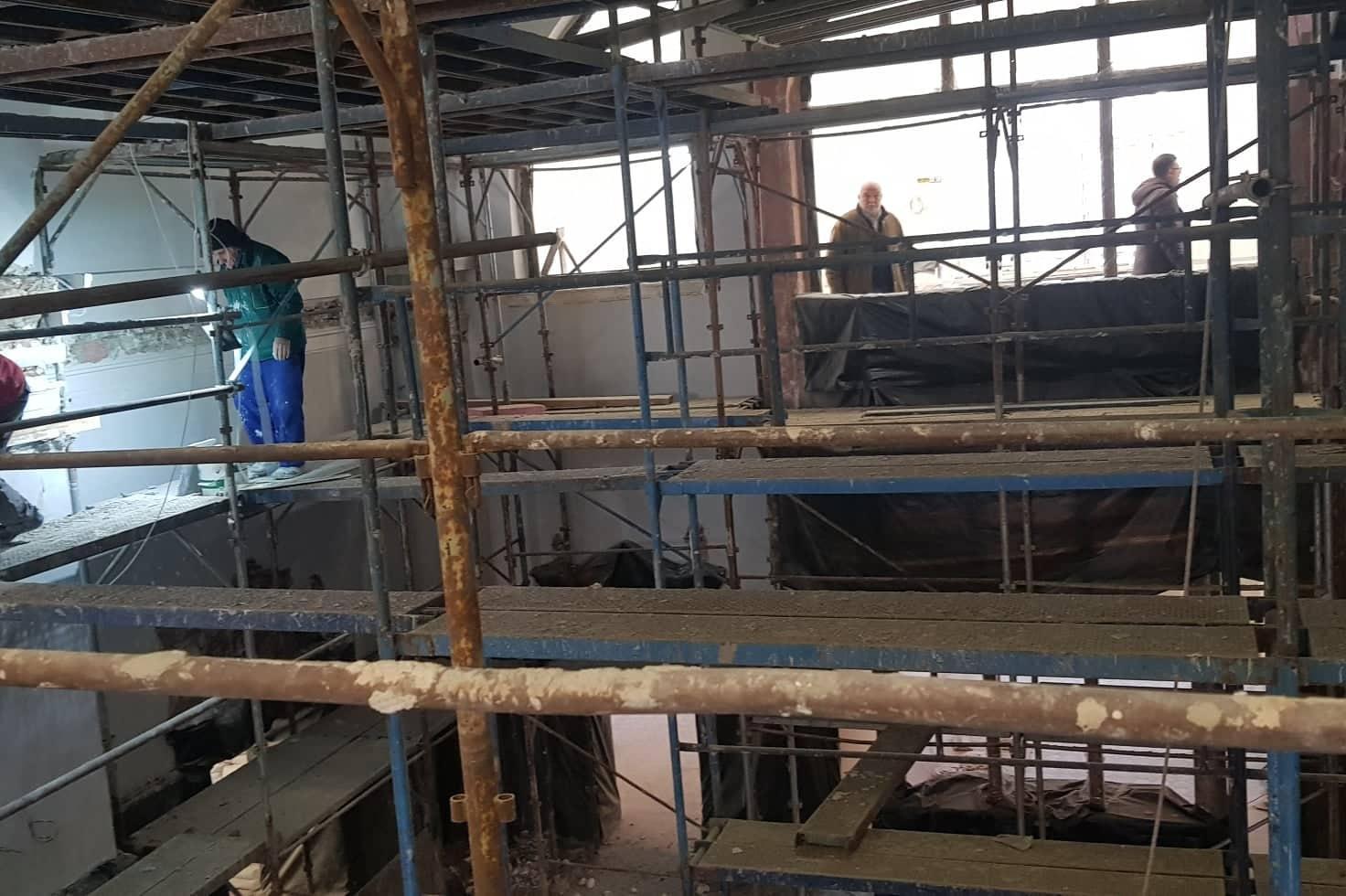 Минералната баня в Банкя реставрация и възстановяване