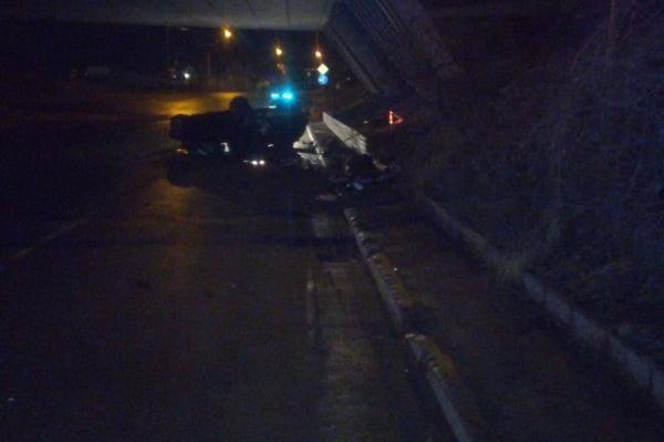 Катастрофа на Ботевградско шосе