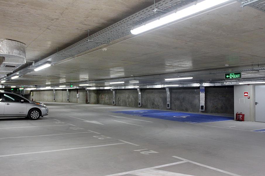 буферен паркинг