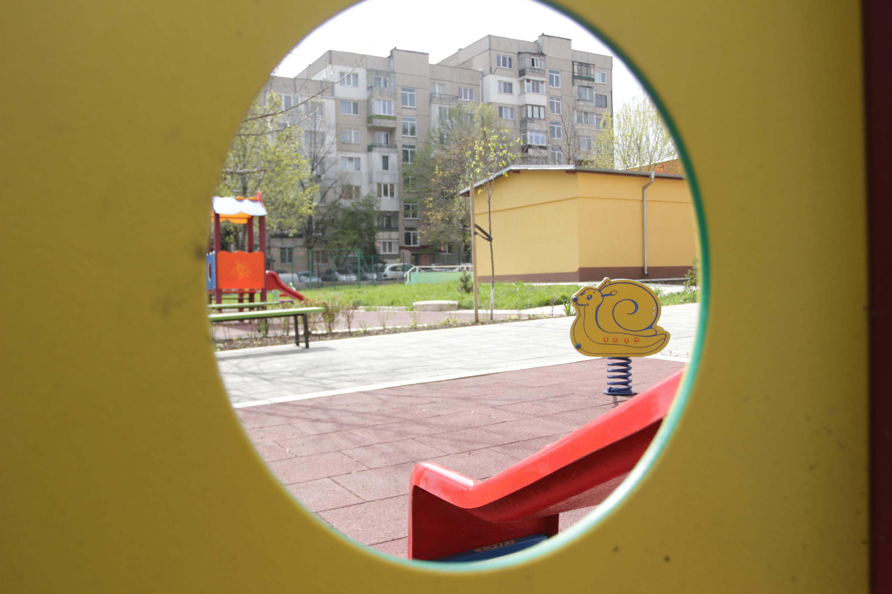 Строителство на детски градини и училища