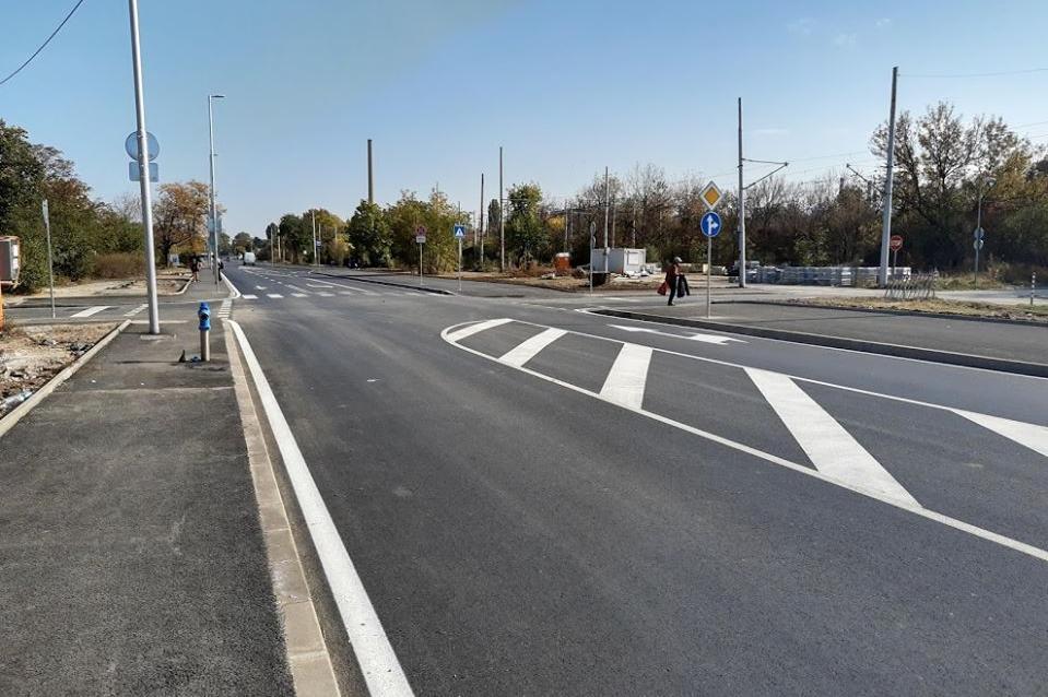 Реконструкция по Искърско шосе