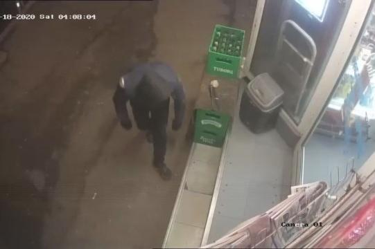кражба на магазин