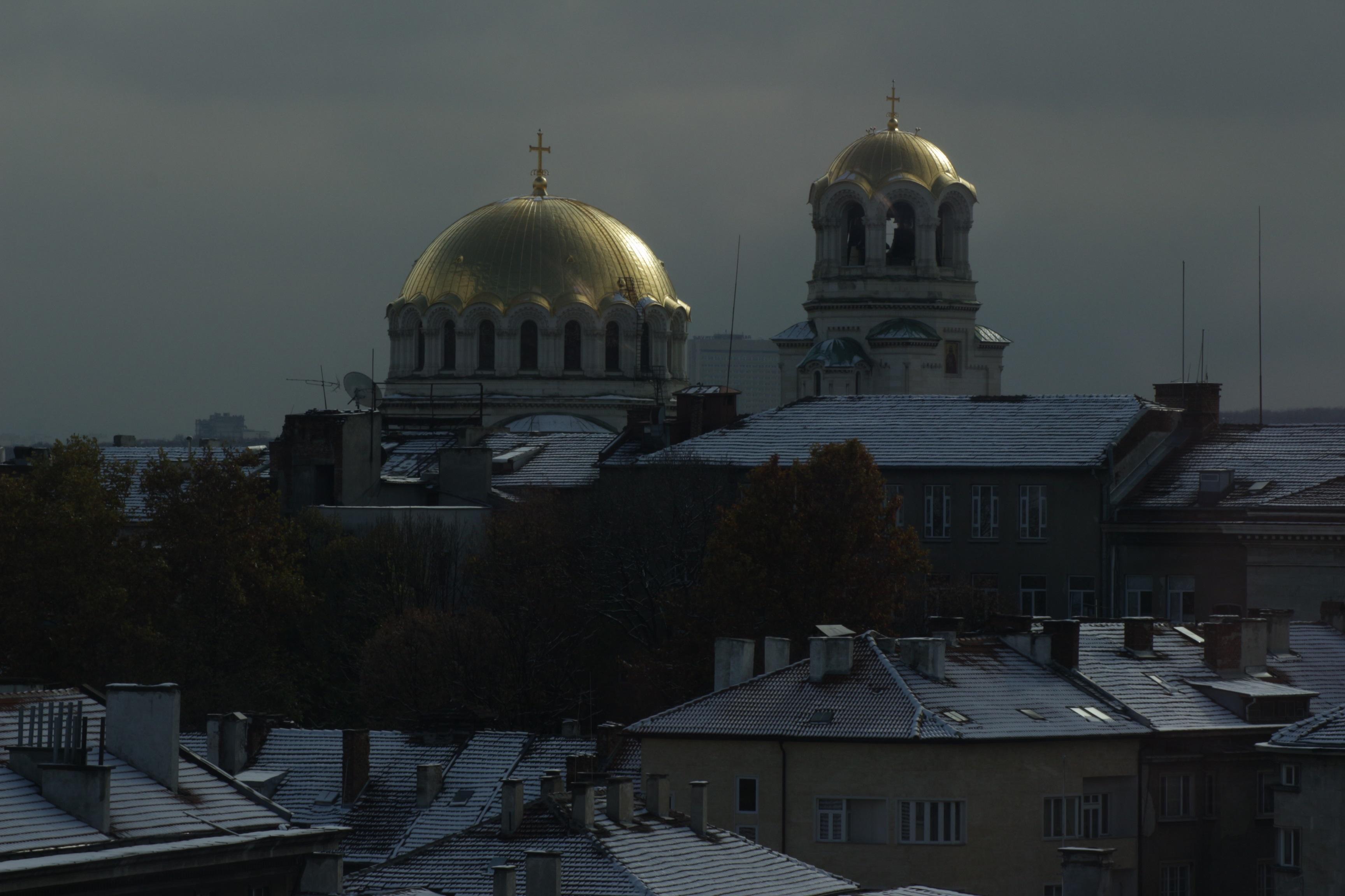 София сняг