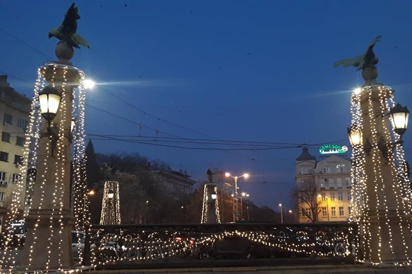 Орлов мост, София