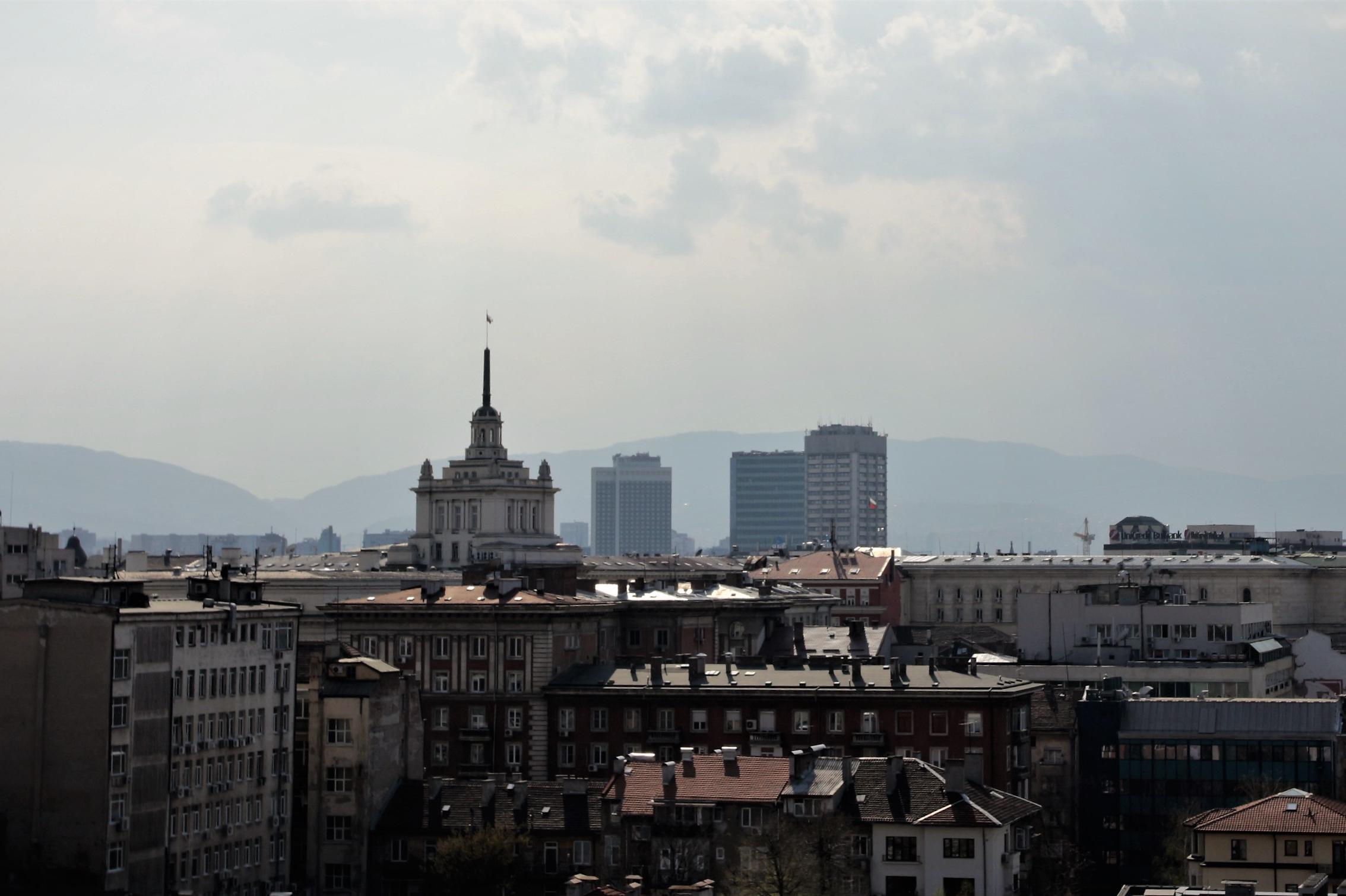София въздух